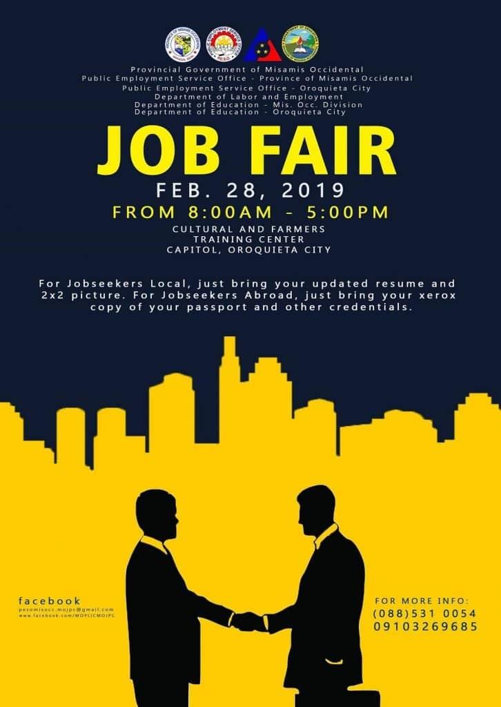 1-Day Job Fair Activity-Oroquieta City 2